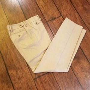 Ann Taylor LOFT wool dress pants